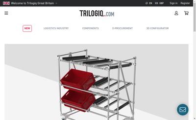 Site internet de Trilogiq SA