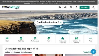 Site internet de Au Bois du Bonheur