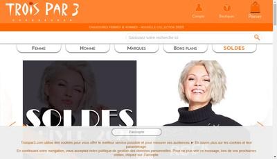 Site internet de Etablissements J Fournier