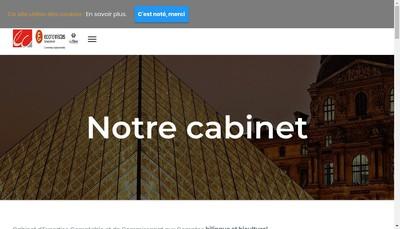 Site internet de Unexco