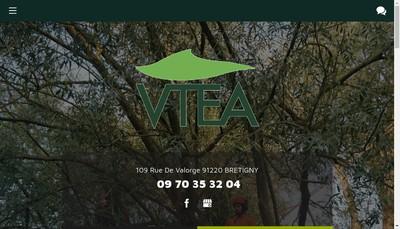 Site internet de Vertibat Vtea Vth