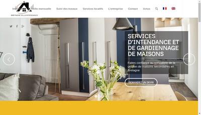 Site internet de Kerservices Loisirs
