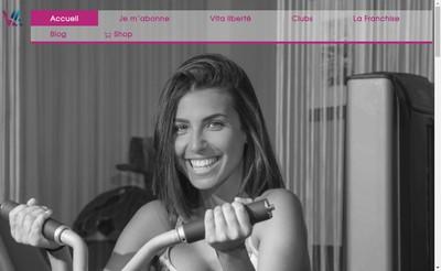 Site internet de Ge Vita Liberte