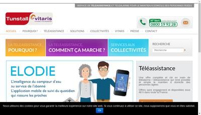 Site internet de Vitaris