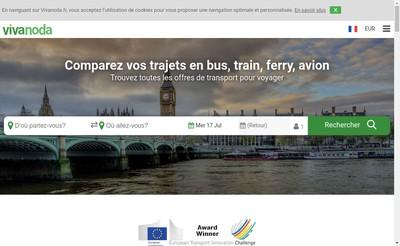 Site internet de Vivanoda