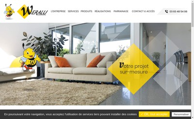 Site internet de Weralu