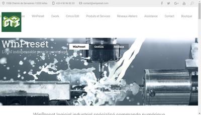 Site internet de Cti Software