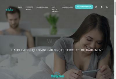 Site internet de Wistim