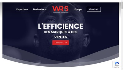Site internet de WR & S