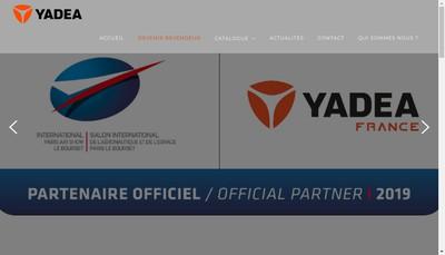 Site internet de Yadea France
