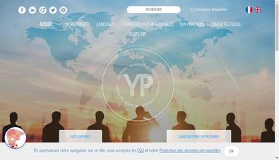 Site internet de Yun It