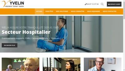Site internet de Yvelin SAS