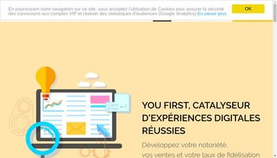 Site internet de You First