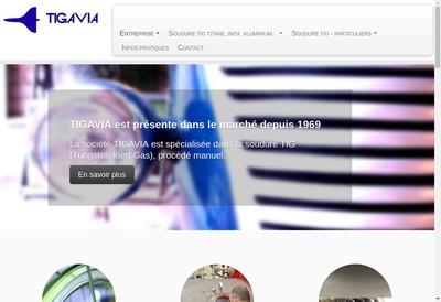Site internet de Tigavia