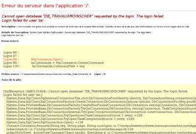 Capture d'écran du site de Travaux Moins Chers