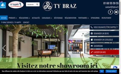 Site internet de Ty Braz