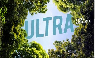 Site internet de Ultra