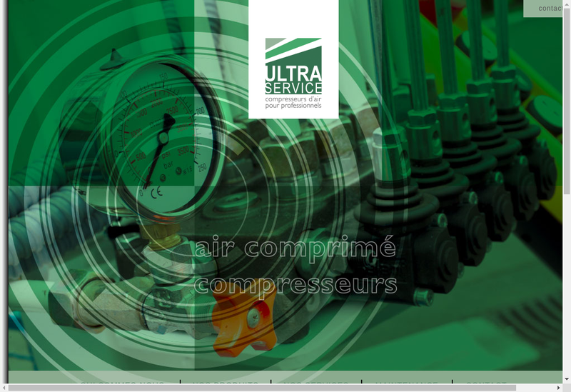Capture d'écran du site de Flolisva