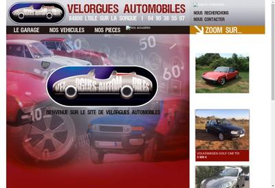 Site internet de Speedy Lavage