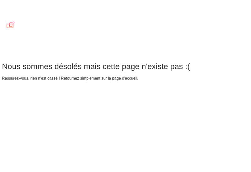 Capture d'écran du site de Verar Design