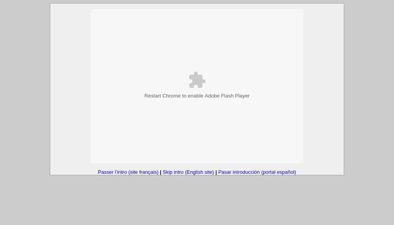 Capture d'écran du site de Groupe Walbaum Iar
