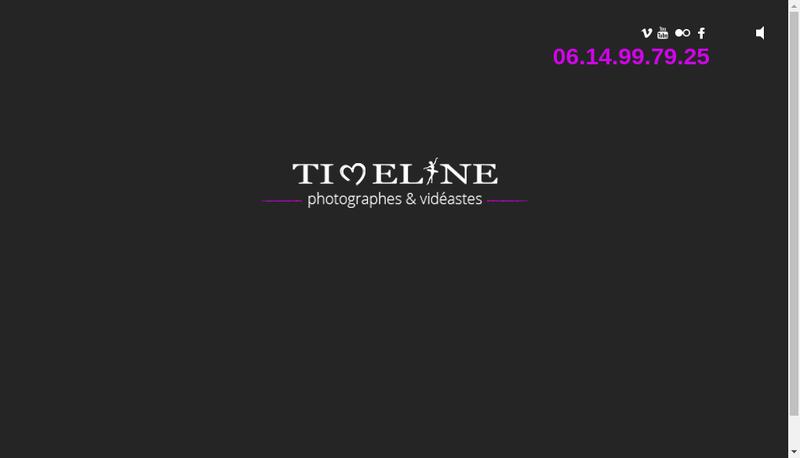 Site internet de Timeline