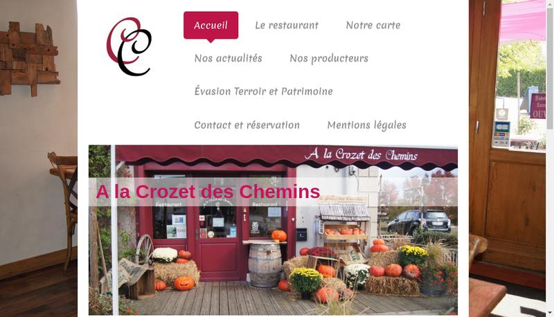 Site internet de La Taniere des Enrages