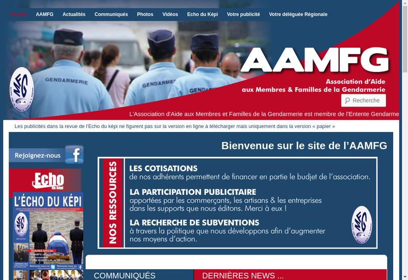 Capture d'écran du site de Sap - Guide Pratique de la Prefecture