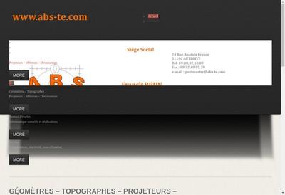 Site internet de Abs Top Etudes