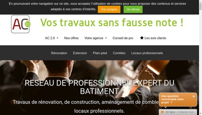 Site internet de AEL