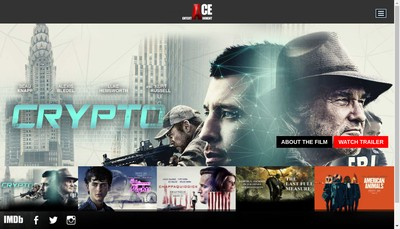 Site internet de Ace Entertainment