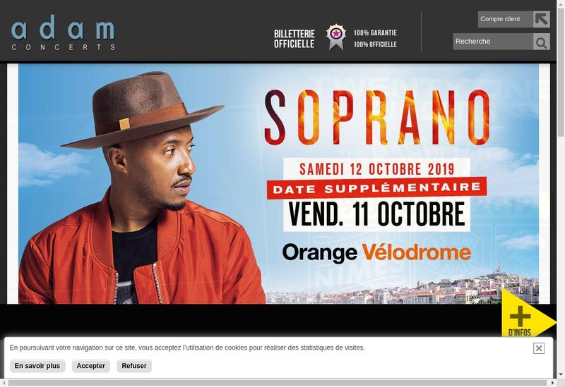 Capture d'écran du site de Editions du Matin