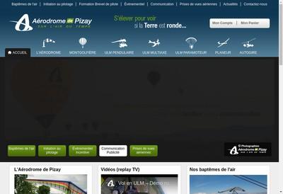 Site internet de Ulm Decouverte