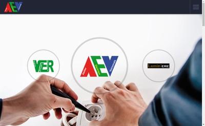 Site internet de Atelier Electrique Voironnais