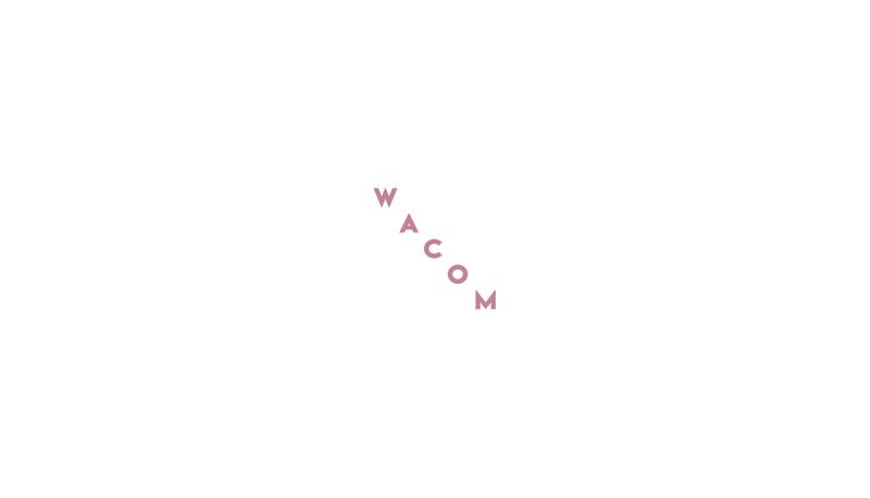 Capture d'écran du site de Wacom Studio