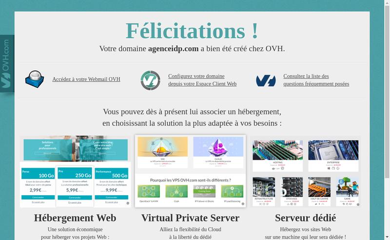 Capture d'écran du site de Guy Hoquet Immobilier