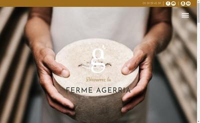 Site internet de GAEC Agerria