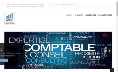 Site internet de Ah3C