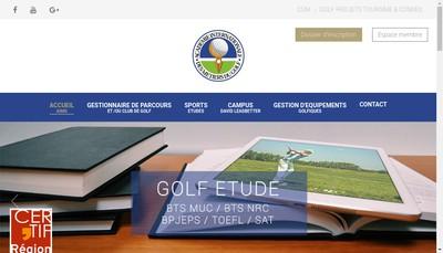 Site internet de Aimg Campus