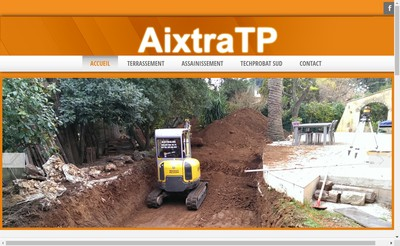 Site internet de Aixtraloc-Aixtratp-Aixtrassainissement