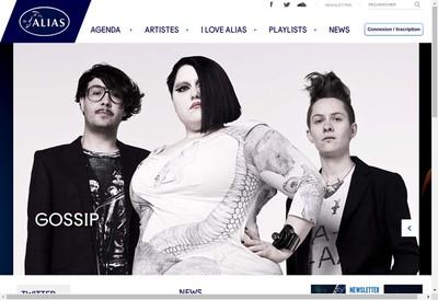 Site internet de JHD Production