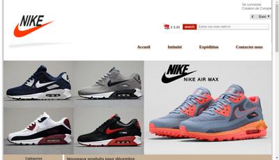 Capture d'écran du site de Ambiance Cosy