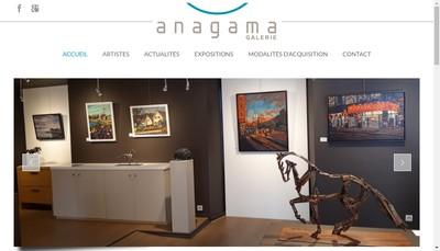 Site internet de Anagama