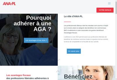 Site internet de Ana-Pl