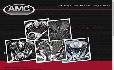 Site internet de Alliance Motocycle