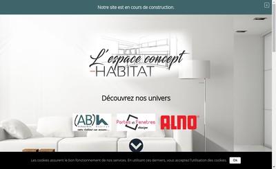 Site internet de Abh Peinture et Menuiserie