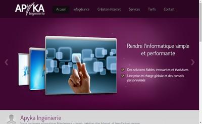 Site internet de Le Shopping de Zoe