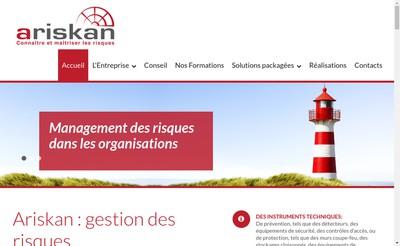 Site internet de Ariskan