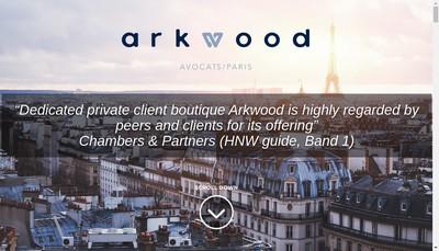 Site internet de Arkwood