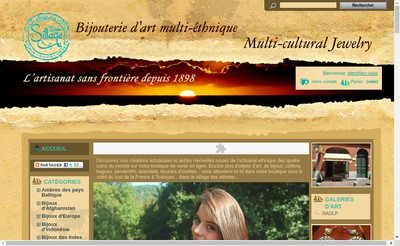 Site internet de Mhd Conseil